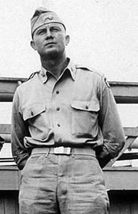 WWII cotton webbing belt